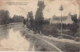 EVRAN - (Environs) - Vieille Chapelle De Saint-Judoce - - Evran