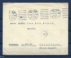 Brief Van Berlin Naar Antwerpen - 05/06/1915 (GA4883) - WW I