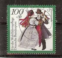West-Duitsland BD Nr. Mi 1760 (Y&T = 1592) Used-gestempelt-oblit. - [7] République Fédérale