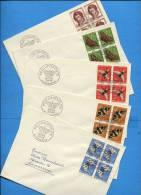 Suisse, Switzerland, Schweiz,  FDC, Pro Juventute 1955 - FDC