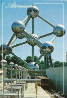 Brussel Bruxelles / Atomium Metro - Monumenti, Edifici
