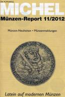 MICHEL Briefmarken Rundschau 11/2012 Neu 5€ New Stamps And Coins Report Of The World Catalogue And Magacine Of Germany - Livres & Logiciels