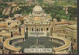 SALUTI DA S. PIETRO   VATICANO   OHL - Vaticaanstad