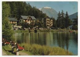 - VALAIS. - Auberge De La Forêt 1938 CHAMPEX. -Hotel Garni - Restaurant - Scan Verso - - VS Valais