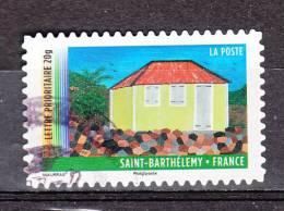 "FRANCE / 2011 / Y&T N° AA 645 : ""Outre-mer"" (St-Barthélemy) - Choisi - Cachet Rond - Francia"