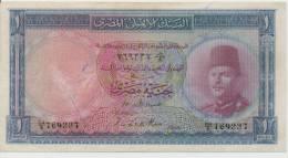 EGYPT  P. 24a 1 P 1950 F - Aegypten