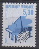 N° 222a - 5 F. 30 Piano - Dentelé 12 - Neuf** Sans Charnière Ni Trace - 1989-....