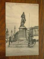 Monument CHAPUIS Et Place Du MARTYRE / Anno 19?? ( Zie Foto Voor Details ) !! - Verviers