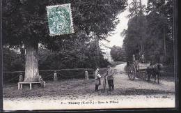 THOIRY SOUS LE TILLEUIL - Thoiry