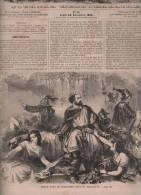 L´UNIVERS ILLUSTRE 22 12 1859 - THEATRE - LONDRES MARCHE NOËL - NORVEGE TILLEMARKEN - NOËL FETE DES ENFANTS - Journaux - Quotidiens