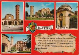RAVENNA ANNI 60 UN SALUTO - Yougoslavie