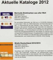2MlCHEL Kataloge Briefe Deutschland Und Wertvolle Marken Der Welt 2013 Neu 149€ Stamps Of The World Catalogue Of Germany - Oude Documenten