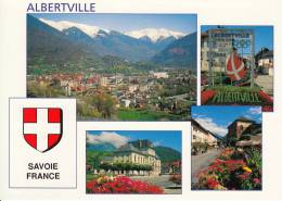 73 - Albertville - Multi-vues. - Albertville