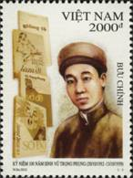 Vietnam New Issue 2012: 100th Birth Anniversary Of Vu Trong Phung (1912 –1939) - Mint NH - Writers