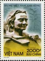 Vietnam 2012: Vietnamese Heroic Mother - Mint NH - Famous Ladies