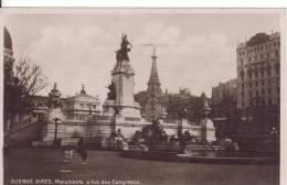 """Cpt346 """" Buenos Aires Monument Du Congres  """" - Argentina"""