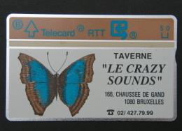 P 109 (Vlinder - Papillon). 1000 Ex. - Belgique