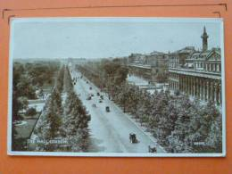 E1-Royaume-uni-angleterre-the Mail London--voitures-automobiles--carte Photo - Non Classés