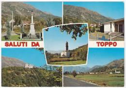 TOPPO DI TRAVESIO - PORDENONE - VEDUTINE - - Autres Villes