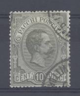 ITALIE -  COLIS POSTAUX -1884/86 - N° 1 , OBLITERE , TB . - 1878-00 Humbert I.