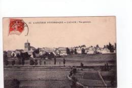 12 - Lacalm Vue Générale L'Aveyron Pittoresque - France