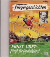 Aviateur Ernst Udet - Aviation - 5. Guerres Mondiales
