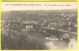 SAINT RAMBERT-L'ILE-BARBE (Rhône):  Vue D'ensemble Prise De Caluire.  1915/1918   . - Unclassified