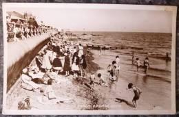 ANGLETERRE.SUSSEX.BOGNOR REGIS.THE BEACH.PHOTO VERITABLE.1948. - Bognor Regis