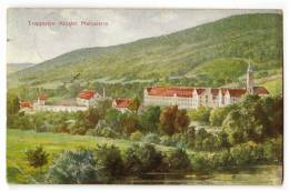 EUROPE BOSNIA BANJA LUKA CONVENT OF MARY STAR JAMMED CORNER OLD POSTCARD - Bosnia And Herzegovina