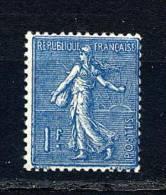 FRANCE  1924 Y&T 205  * Semeuse - France