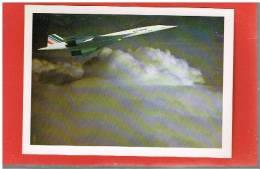 CONCORDE LONG COURRIER QUADRIREACTEUR A AILE DELTA - Avions