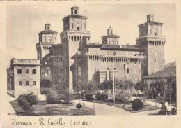 FERRARA ANNI 40 IL CASTELLO - Ferrara