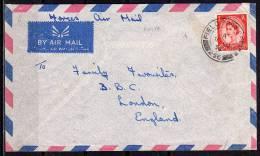 Field Post Office FPO 256 (Kenya) 1954 (gb 108) - Sonstige