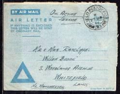 Field Post Office FPO 782 1946 (gb 112) - Sonstige