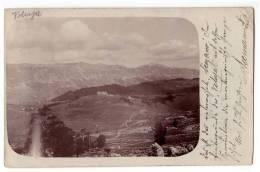 EUROPE BOSNIA VOLUJA COUNTRY SIDE OLD POSTCARD 1908. - Bosnia And Herzegovina