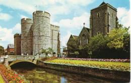 32910    Regno  Unito,   Canterbury -  The  Westgate,  NV  (scritta) - Canterbury