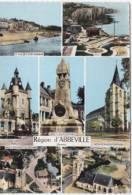 1534-France 80-Region Abbeville-Multivues-Ault-Ailly Le Haut Clocher-Saint Valery Sur Sommes...-Ed Cim - Abbeville