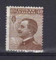 ITALIE  N° 80 Sans Gomme (1906) - 1900-44 Vittorio Emanuele III