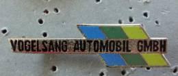 RARE NO PIN´S EPINGLETTE BROCHE SPONSOR COURSE USA VOGELSANG AUTOMOBIL GMBH EGF - Non Classés