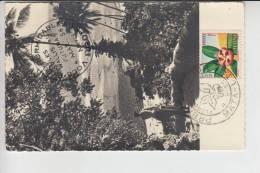 WALLIS & FUTUNA, Yvert & Tellier # 159, FDC 4.8.1958 - Wallis E Futuna