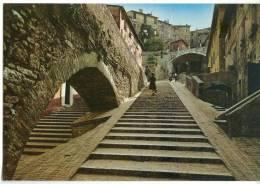 Italy, Perugia, Appia Street, Unused Postcard [12085] - Perugia