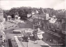 ROMA -PIAZZALE FLAMINIO -FG - Lugares Y Plazas