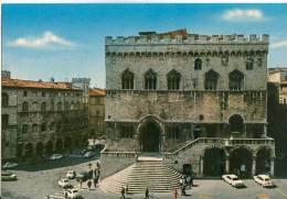 Italy, Perugia, Town-Hall Palace, Unused Postcard [12087] - Perugia