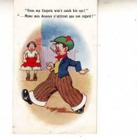 CARTE POSTAL  HUMOUR  COMIQUE   LONDRE ANGLETERRE  N° 5360 - Humour