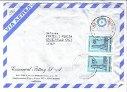 VER1990 - ARGENTINA , Lettera Per L' Italia Del 15 / 3 / 1980 - Argentina