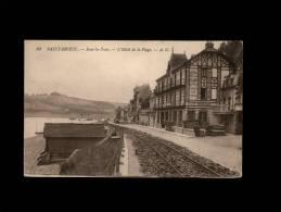SAINT-BRIEUC - Sous-la-Tour - L'Hôtel De La Plage - 49 - Saint-Brieuc
