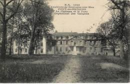 Pont De Briques - Le Chateau Et Le Parc -Orphelinat Des Garçons - Other Municipalities