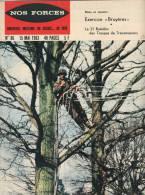 Magazine Militaire Belge - NOS FORCES - N° 86 - 1963    (2716) - Revues & Journaux