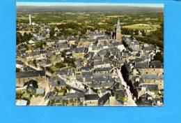 35 Bécherel : Vue Panoramique Aérienne N°445-9 - Bécherel