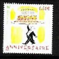FRANCE 2004-N°3688** ANNIVERSAIRE - Francia